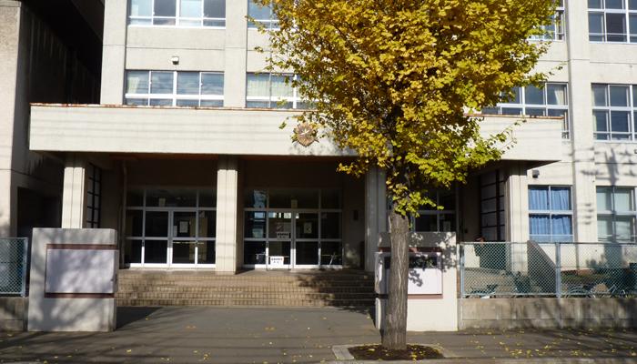 青森市立莨町小学校ホームページ